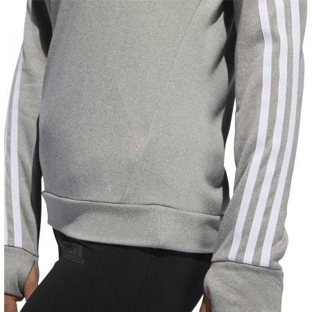 Dámske tričko s dlhým rukávom - adidas RESPONSE CREW W - 9