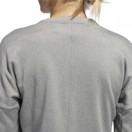 Dámske tričko s dlhým rukávom - adidas RESPONSE CREW W - 10