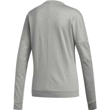 Dámske tričko s dlhým rukávom - adidas RESPONSE CREW W - 2