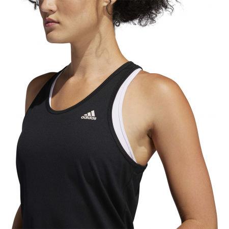 Women's sports tank top - adidas RUN IT TANK 3S - 8