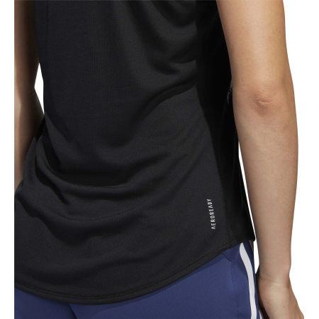 Women's sports tank top - adidas RUN IT TANK 3S - 10