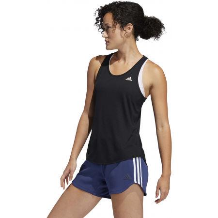 Дамски спортен потник - adidas RUN IT TANK 3S - 5