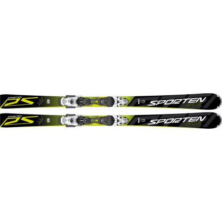Pánské sjezdové lyže - Sporten RS 5 SL + PRD 12 - 4