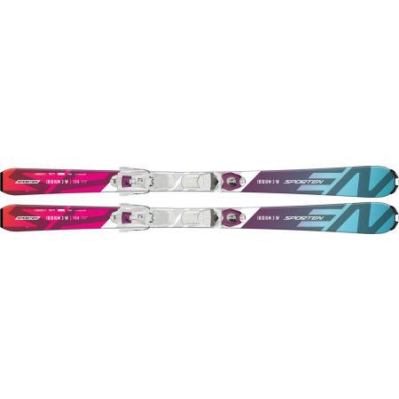 Dámske zjazdové lyže - Sporten IRIDIUM 3 W + VSS 310 - 2