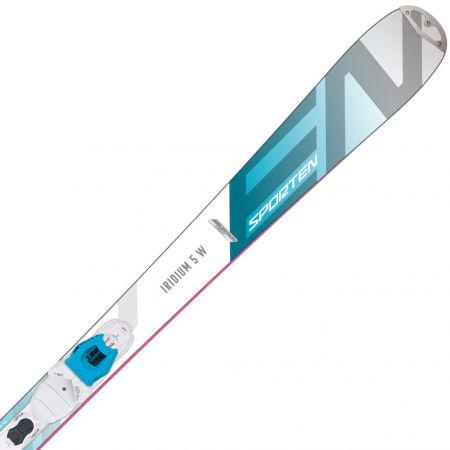 Dámské sjezdové lyže - Sporten IRIDIUM 5 W + VSP 311 - 2