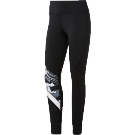 Reebok WOR MYT AOP Tight