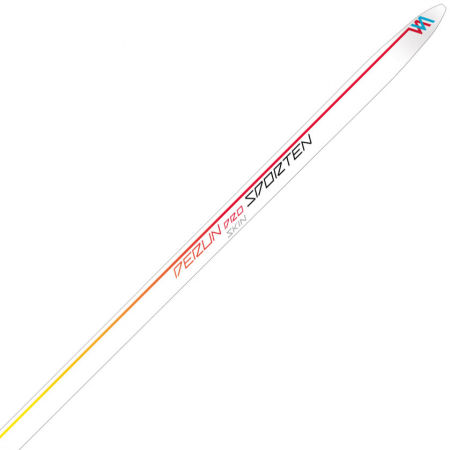 Bežecké lyže na klasiku s podporou stúpania - Sporten PERUN PRO W SKIN - 3