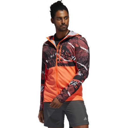Pánska bežecká bunda - adidas OWN THE RUN JKT - 4