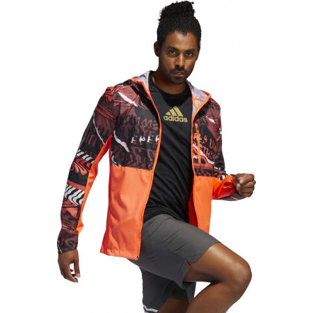 Pánska bežecká bunda - adidas OWN THE RUN JKT - 6