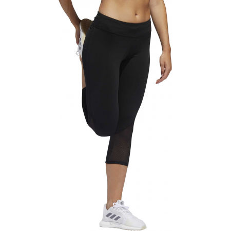 Women's tights - adidas OWN THE RUN TGT - 4