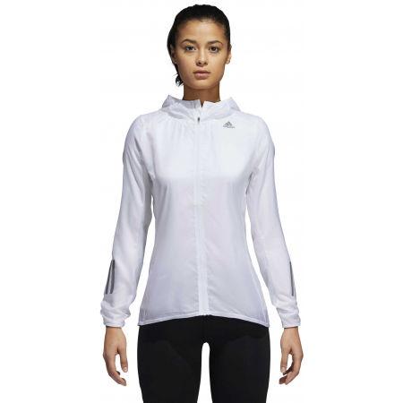 Damen Sportjacke - adidas RESPONSE JACKET - 4