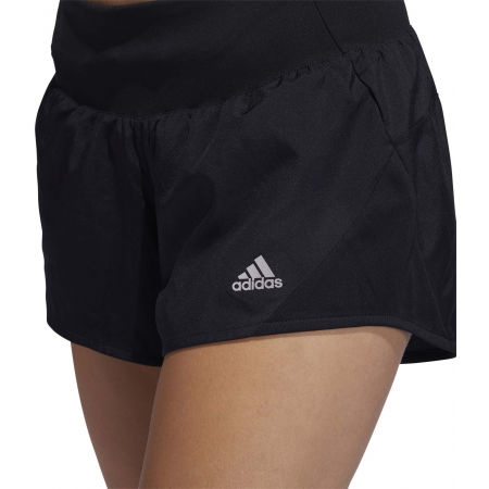 Women's shorts - adidas RUN IT SHORT 3S - 7