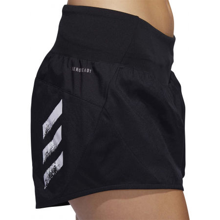 Women's shorts - adidas RUN IT SHORT 3S - 8