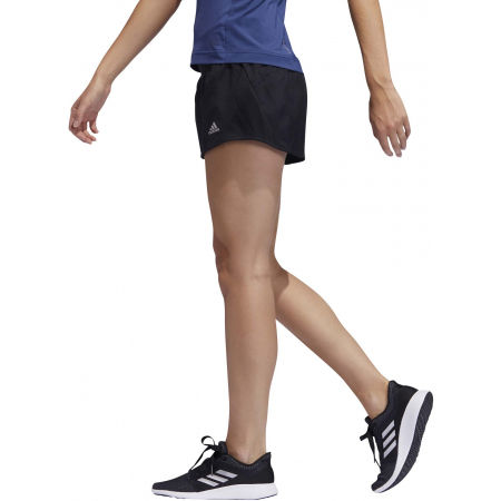 Women's shorts - adidas RUN IT SHORT 3S - 4