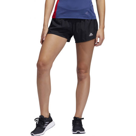 Women's shorts - adidas RUN IT SHORT 3S - 3