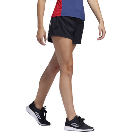 Women's shorts - adidas RUN IT SHORT 3S - 5