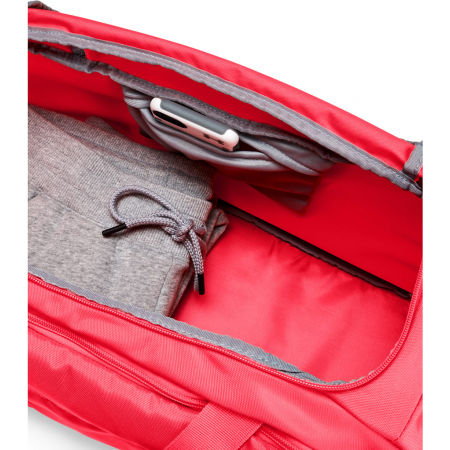 Geantă sport - Under Armour UNDENIABLE DUFFEL 4.0 XS-RED - 5