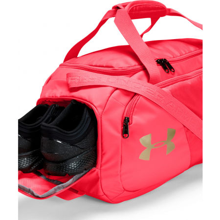 Geantă sport - Under Armour UNDENIABLE DUFFEL 4.0 XS-RED - 4