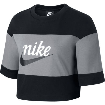 Women's T-shirt - Nike NSW VRSTY TOP SS W - 1
