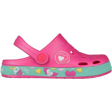 Sandały dziecięce - Coqui FROGGY - 2