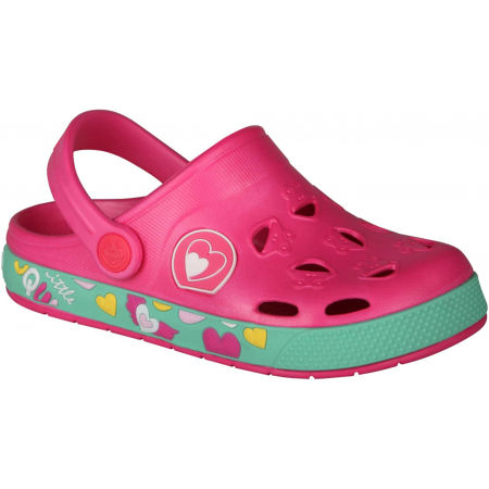 Dětské sandály - Coqui FROGGY - 1