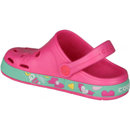 Sandały dziecięce - Coqui FROGGY - 3