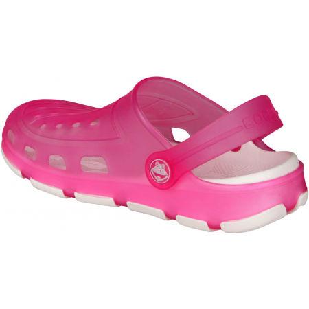 Detské sandále - Coqui JUMPER FLUO - 3