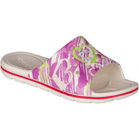 Children's slides - Coqui LONG PRINTED - 1