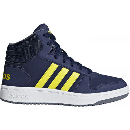 Kids' leisure shoes - adidas HOOPS MID 2.0 K - 1
