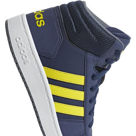 Kids' leisure shoes - adidas HOOPS MID 2.0 K - 5