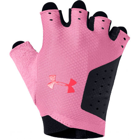 Дамски ръкавици - Under Armour WOMEN'S TRAINING GLOVE - 1