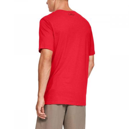 Men's T-shirt - Under Armour SPORTSTYLE LOGO SS - 4