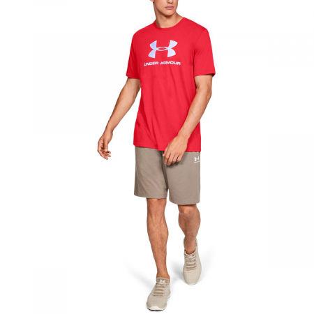 Men's T-shirt - Under Armour SPORTSTYLE LOGO SS - 5