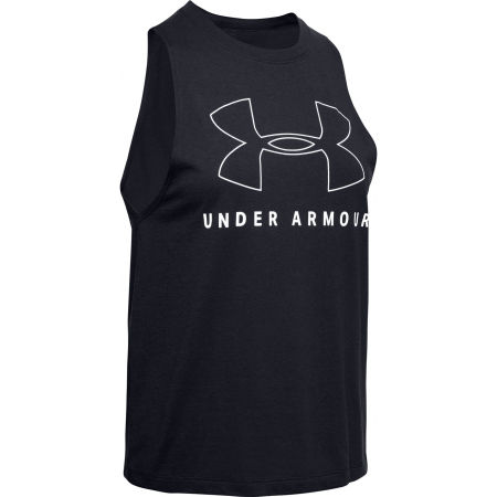 Under Armour SPORTSTYLE GRAPHIC MUSCLE SL - Dámske tielko