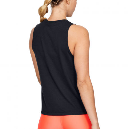 Damen Top - Under Armour SPORTSTYLE GRAPHIC MUSCLE SL - 4