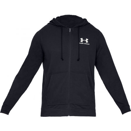 Under Armour SPORTSTYLE TERRY FZ - Pánska mikina
