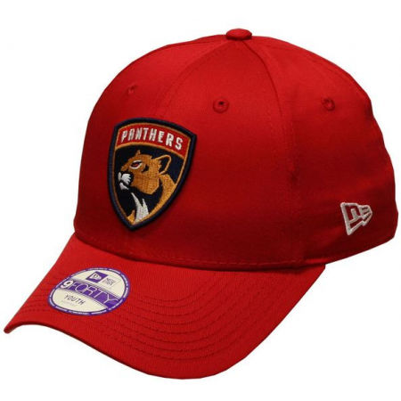 New Era 9FORTY K NHL THE LEAGUE KID FLORIDA PANTHERS - Детска шапка с козирка