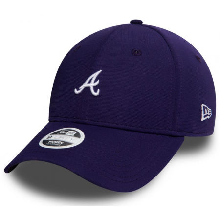 Women's club baseball cap - New Era 9FORTY WMN SPORT ATLANTA BRAVES
