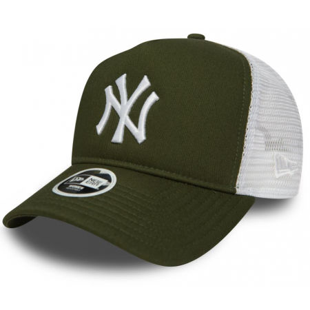 New Era 9FORTY MLB AF TRUCKER WMNS ESSENTIAL NEW YORK YANKEES - Șapcă de club pentru femei