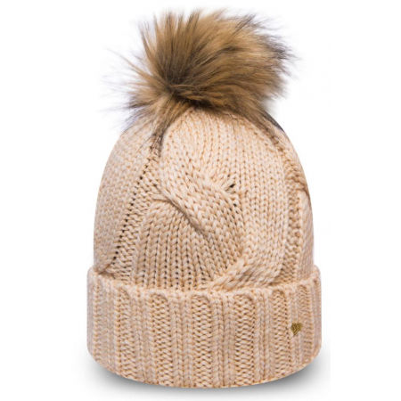 Women's winter hat - New Era WMN MERINO KNIT NEWERA