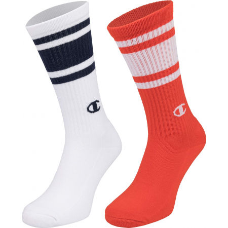 Champion CREW SOCKS FASHION X2 - Ponožky