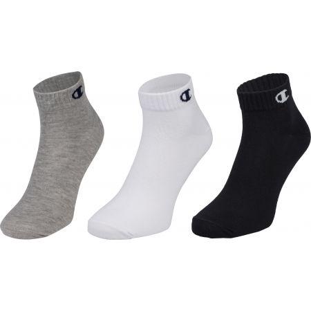Champion ANKLE SOCKS LEGACY  X3 - Unisex ponožky