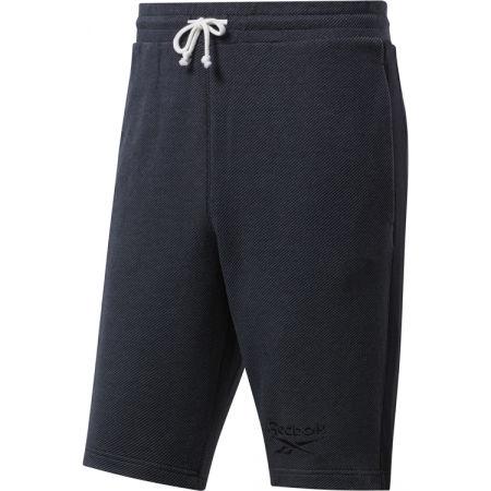 Reebok TE MELANGE SHORT - Shorts