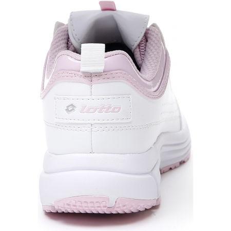 Dámska obuv na voľný čas - Lotto LOVE RIDE AMF PRIME PAINT W - 4
