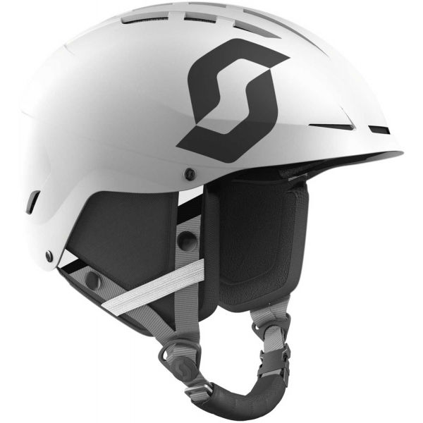 Scott APIC JR PLUS bílá S - Dětská lyžařská helma