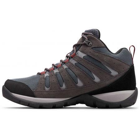 Férfi outdoor cipő - Columbia REDMOND V2 MID WP - 3