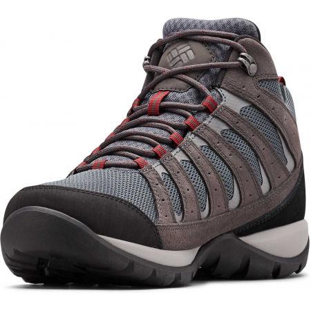 Férfi outdoor cipő - Columbia REDMOND V2 MID WP - 6