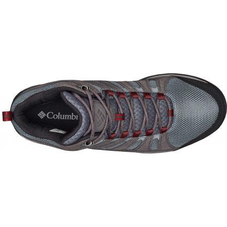 Férfi outdoor cipő - Columbia REDMOND V2 MID WP - 4