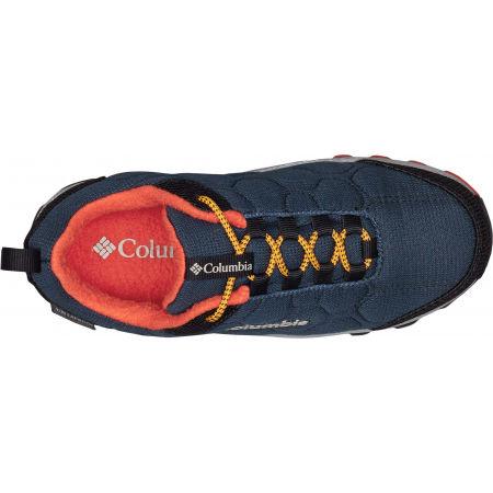 Dětská outdoorová obuv - Columbia FIRECAMP SLEDDER 3 WP - 4