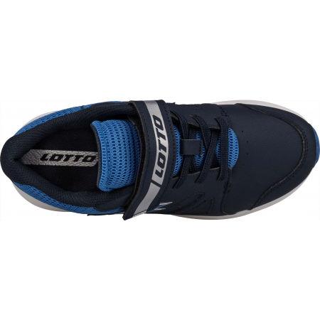 Juniorská voľnočasová obuv - Lotto SPEEDRIDE 601 V CL SL - 5
